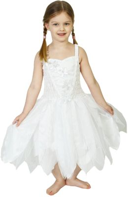 Kostüm Eis-Fee Gr. 128 Mädchen Kinder