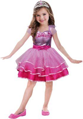 Kostüm Barbie Ballet Gr. 104 Mädchen Kleinkinder