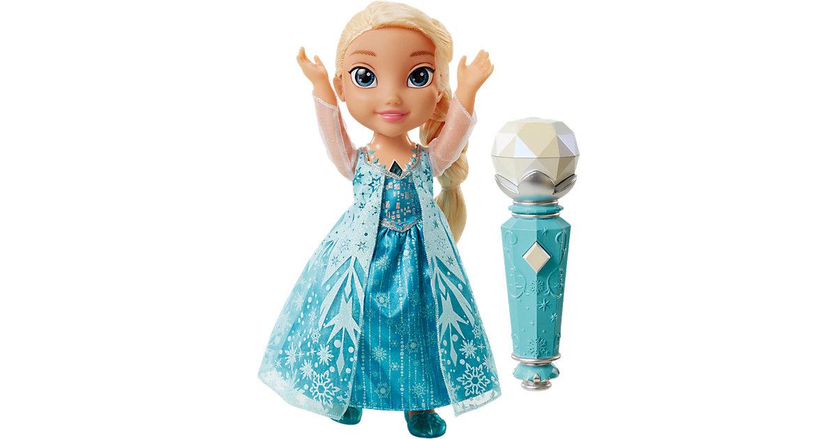 Disney Frozen Mitsing Elsa Stehpuppe, 35 cm