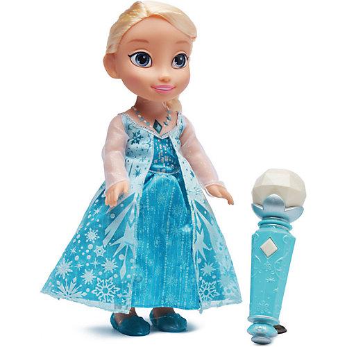 Интерактивная кукла Jakks Pacific Холодное сердце Эльза с микрофоном, 35 см от Jakks Pacific