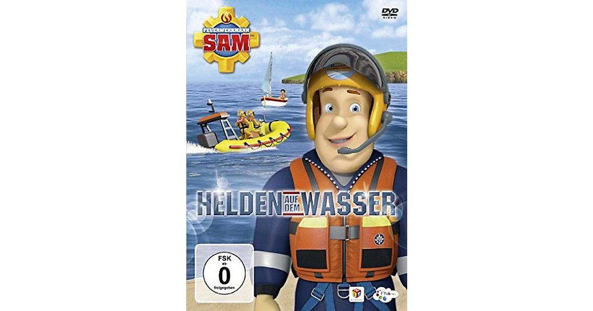 DVD Feuerwehrmann Sam 8/2