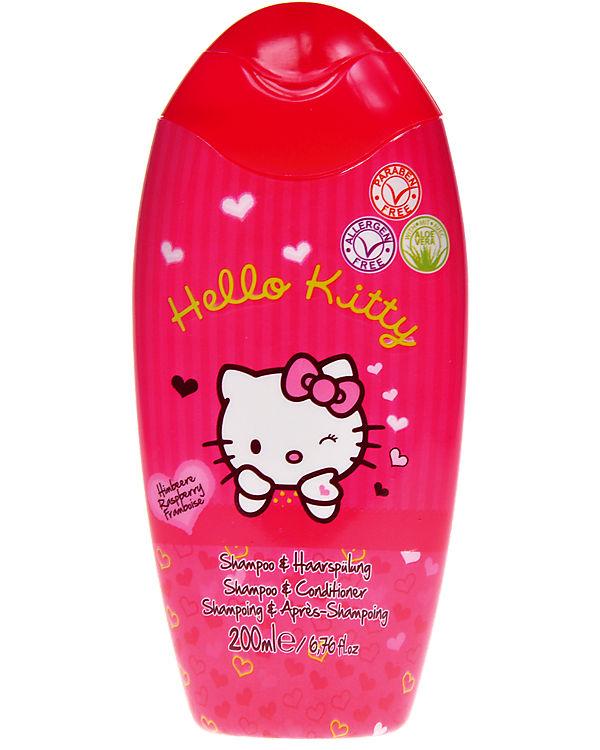 shampoo conditioner 2 in 1 hello kitty 200 ml hello kitty