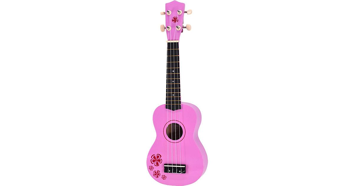 Voggenreiter · VOGGENREITER Voggy´s Kindergitarre Pink Lady (Ukulele)