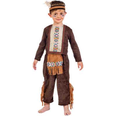 Indianer Kostume Fur Kinder Kinderkostum Indianer Gunstig Online