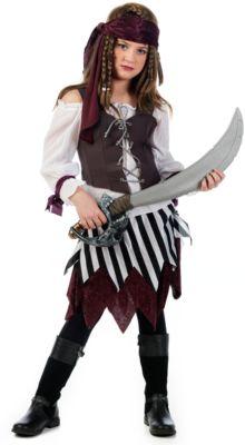 Kostüm Piratin Talia, Limit