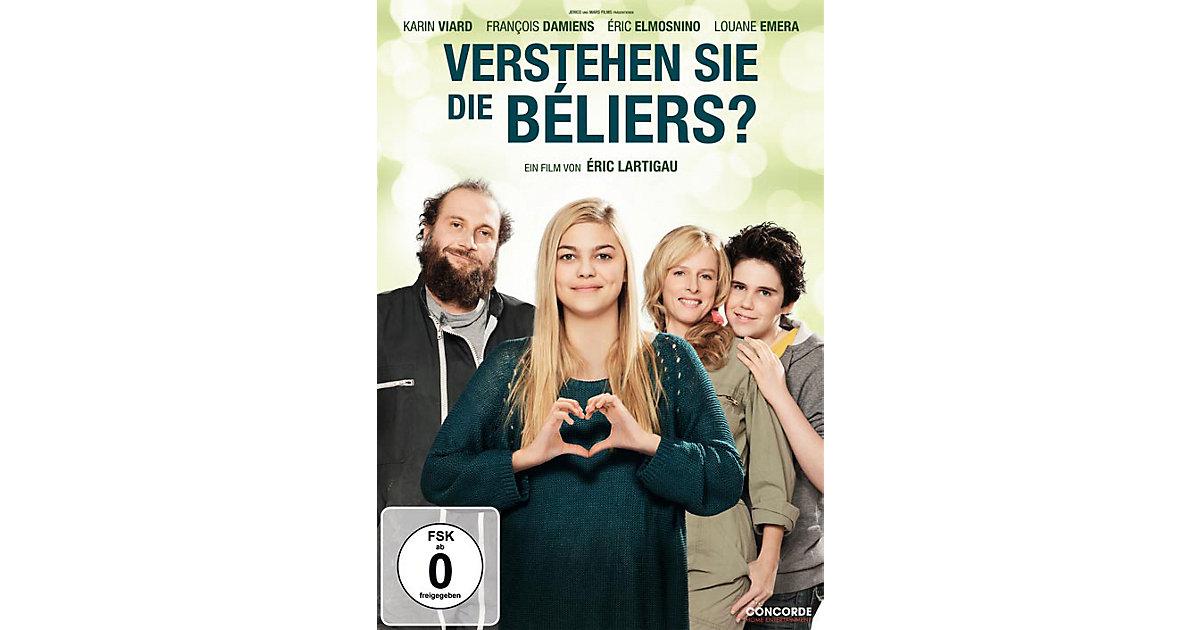 DVD Verstehen Sie die Béliers? Hörbuch
