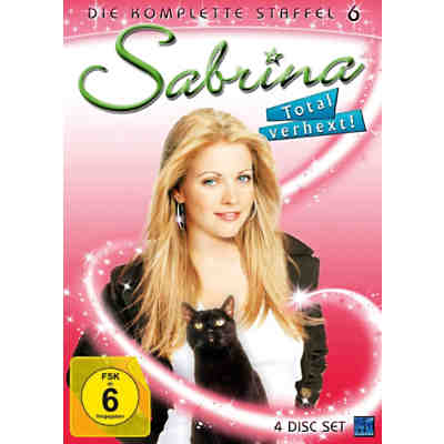 DVD Sabrina - Total verhext! (Staffel 6)