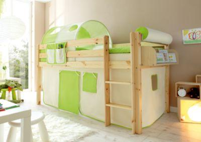 g nstige hochbetten mit schreibtisch, kinderhochbett - hochbetten für kinder günstig online kaufen | mytoys, Design ideen