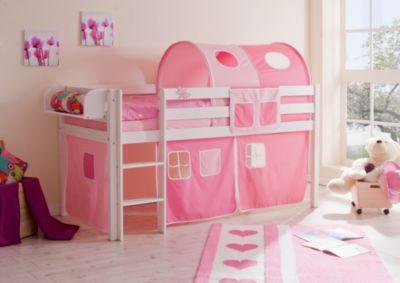 Kinderhochbett weiß  Kinderhochbett - Hochbetten für Kinder günstig online kaufen   myToys
