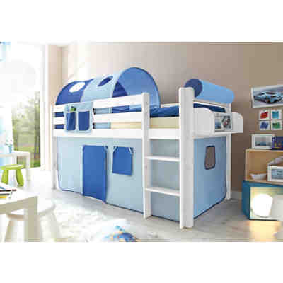 kinderhochbett hochbetten f r kinder g nstig online. Black Bedroom Furniture Sets. Home Design Ideas