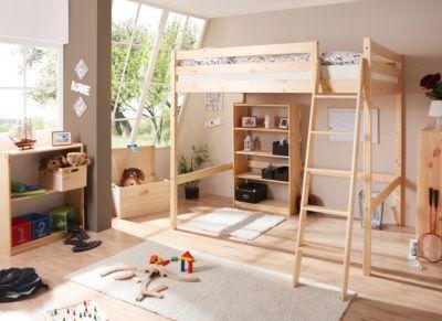 Hochbett Holz Weiß 140x200 : Bett holz weiß schön inspiration von