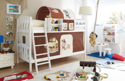 Etagenbett Lupo 2 : Ticaa etagenbett günstig online kaufen lionshome