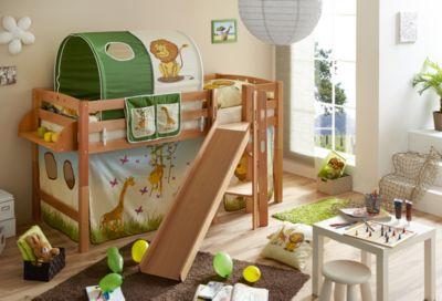 Hochbett Spielbett spielbetten etagenbetten hochbett mit rutsche kaufen mytoys