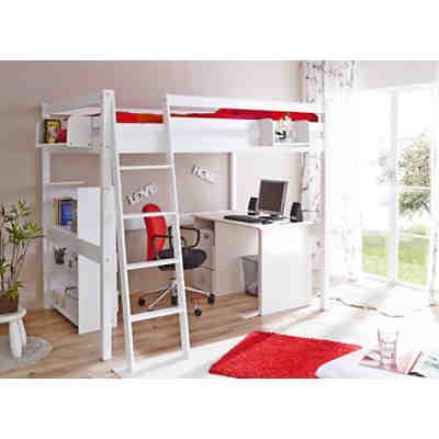 kinderhochbett hochbetten f r kinder g nstig online kaufen mytoys. Black Bedroom Furniture Sets. Home Design Ideas