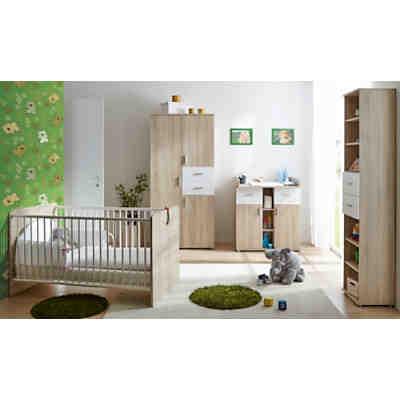 Kleiderschrank Wickelkommode Kinderbett Sonoma Babyzimmer