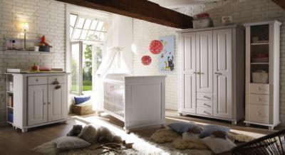 Babyzimmer weiß günstig  Babyzimmer Komplett in weiß günstig kaufen | myToys