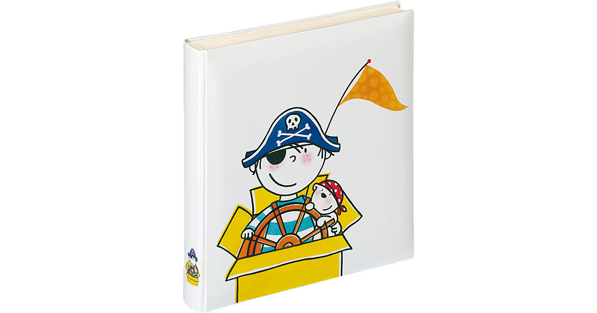 Buch - Kinderalbum Pirat, 50 Seiten