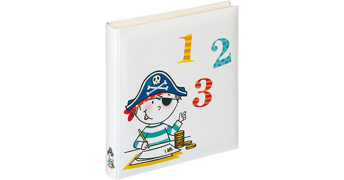walther · Kinderalbum Pirat 123, 50 Seiten
