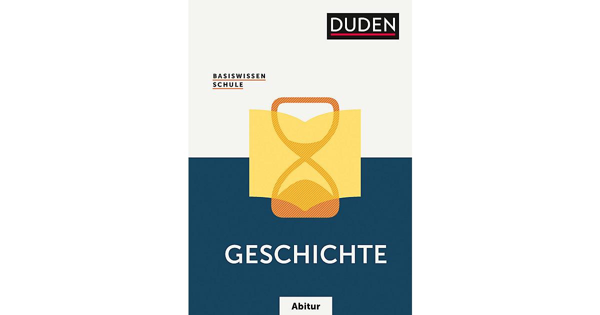 Basiswissen Schule - Geschichte Abitur, m. DVD-ROM