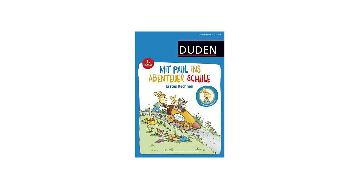 Mit Paul ins Abenteuer Schule - Erstes Rechnen ...