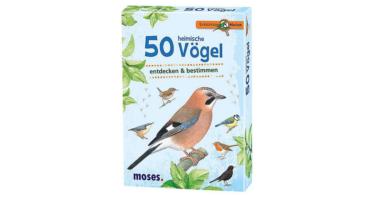 Expedition Natur: 50 heimische Vögel entdecken ...