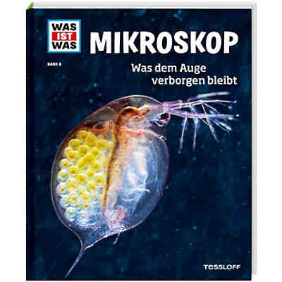 WAS IST WAS Mikroskop, Band 8