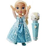Кукла Эльза с микрофоном, Холодное Сердце