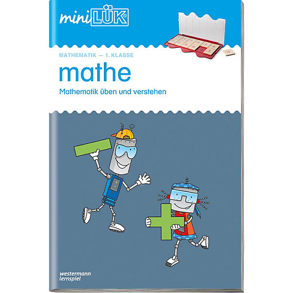 mini LÜK: Mathe 1. Klasse, Übungsheft