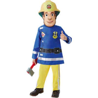 Kostüm Feuerwehrmann Sam Deluxe, 4-tlg., Feuerwehrmann Sam | myToys