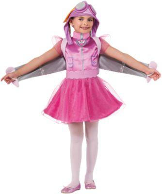 Kostüm Paw Patrol Skye Gr. 104/116 Mädchen Kleinkinder