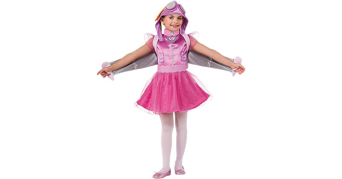Kostüm PAW Patrol Skye pink Gr. 92/98 Mädchen Kleinkinder