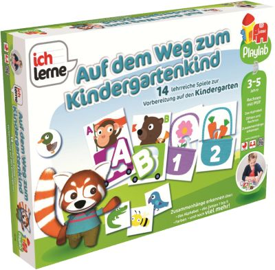 Playlab - Ich lerne … Auf dem Weg zum Kindergartenkind