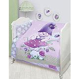 Детское постельное белье 3 предмета Mona Liza, Зайка-гномик