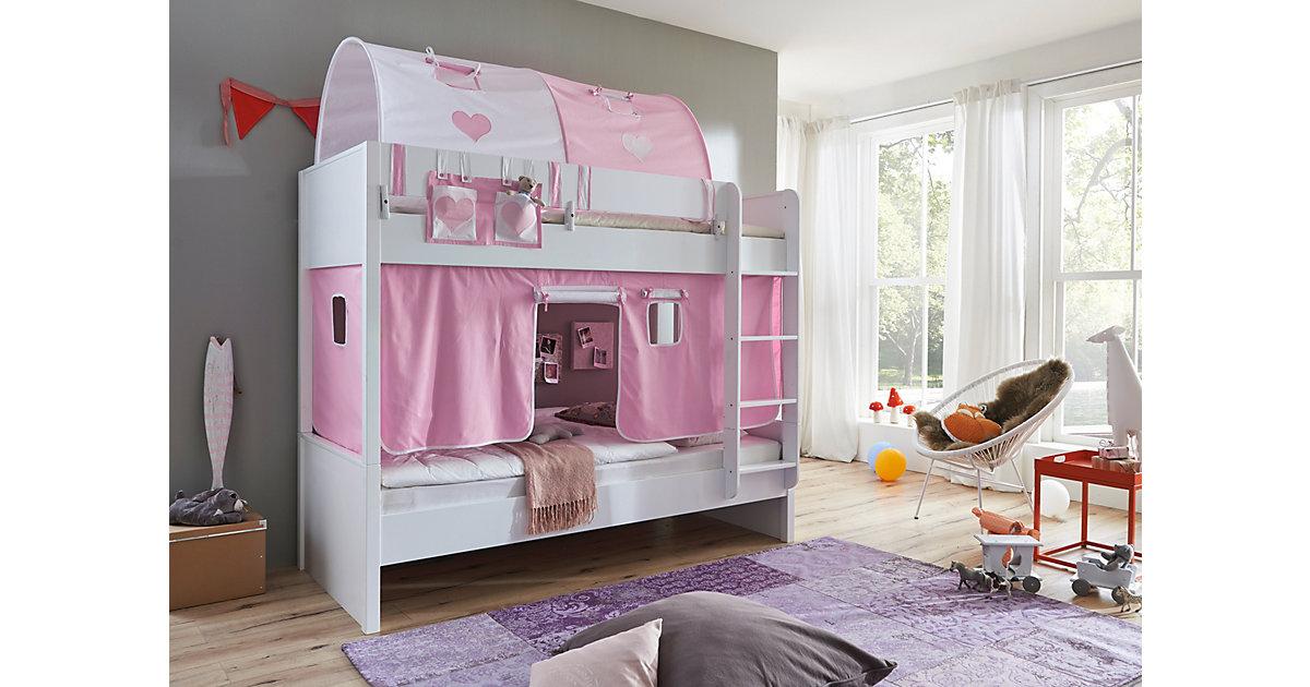 kinder etagenbetten preisvergleich die besten angebote. Black Bedroom Furniture Sets. Home Design Ideas