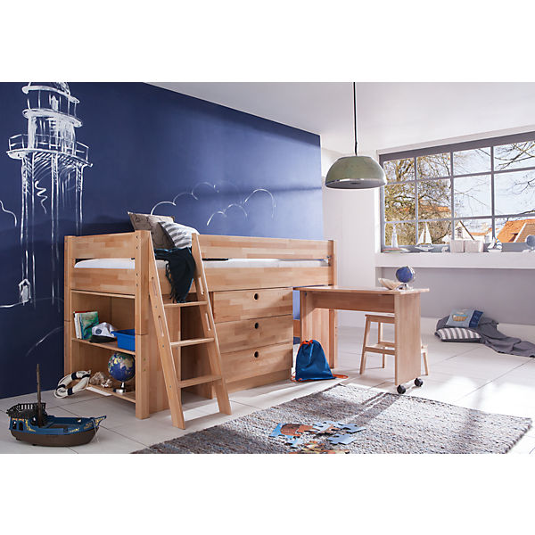 kommode kim buche natur relita mytoys. Black Bedroom Furniture Sets. Home Design Ideas