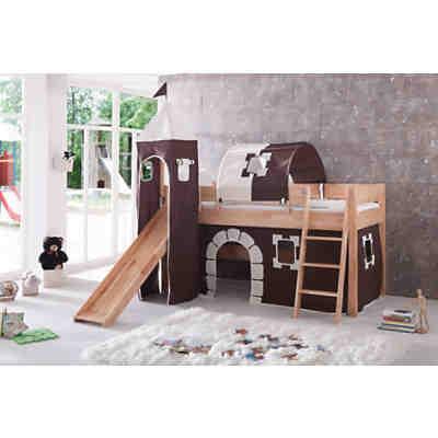 vorhangset f r spielbetten burg relita mytoys. Black Bedroom Furniture Sets. Home Design Ideas