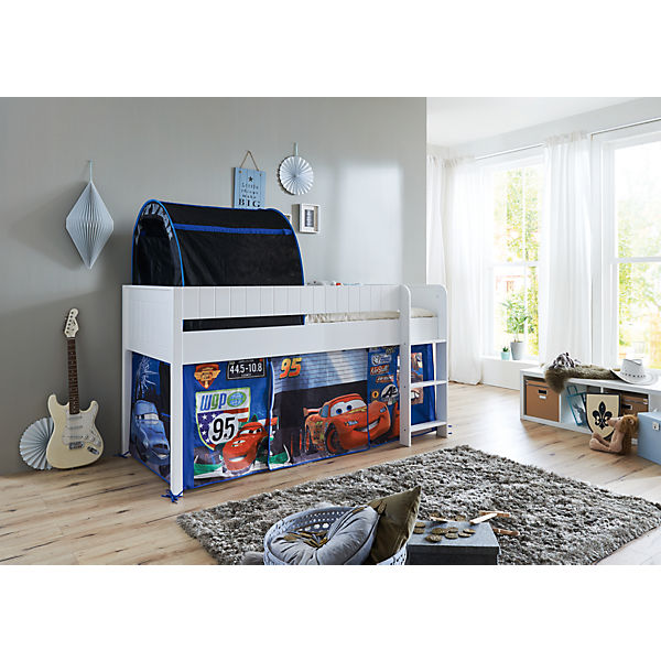 vorhangset f r spielbetten disney cars disney cars mytoys. Black Bedroom Furniture Sets. Home Design Ideas