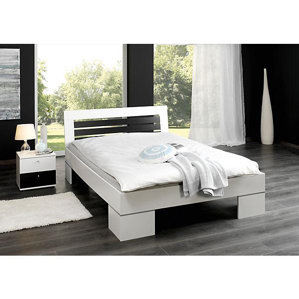 futonbett jenny wei 140 x 200 cm relita mytoys. Black Bedroom Furniture Sets. Home Design Ideas