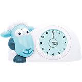 Часы-будильник для тренировки сна Ягнёнок Сэм (SAM) ZAZU. Синий. 2+. Арт. ZA-SAM-02