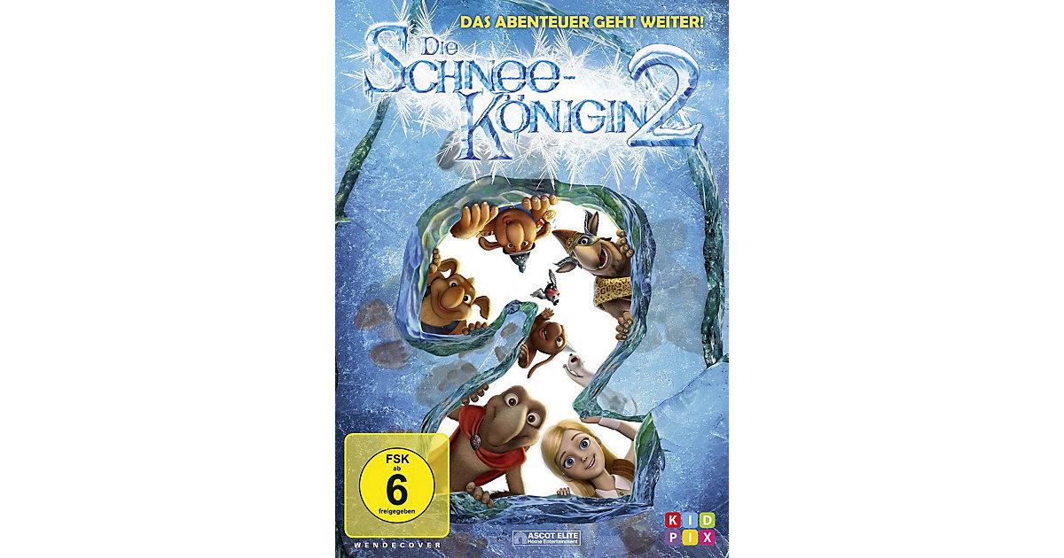 DVD Die Schneekönigin 2