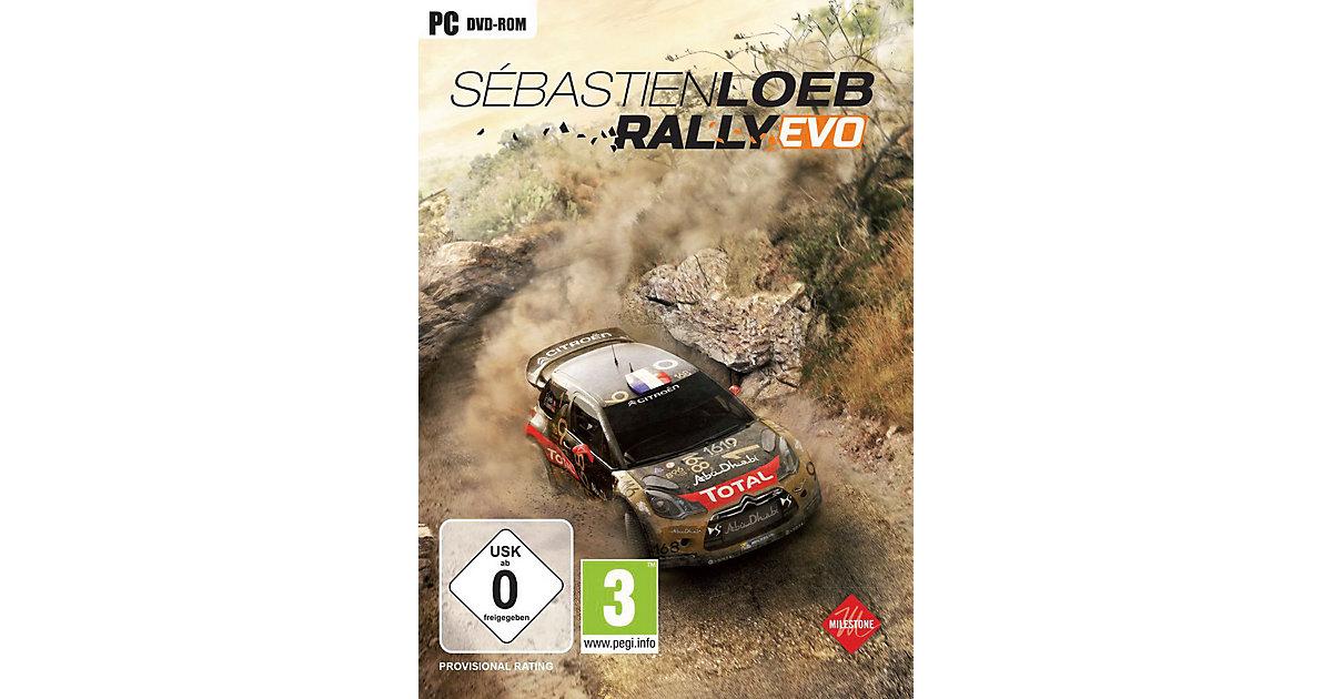 PC Sebastien Loeb Rally Evo