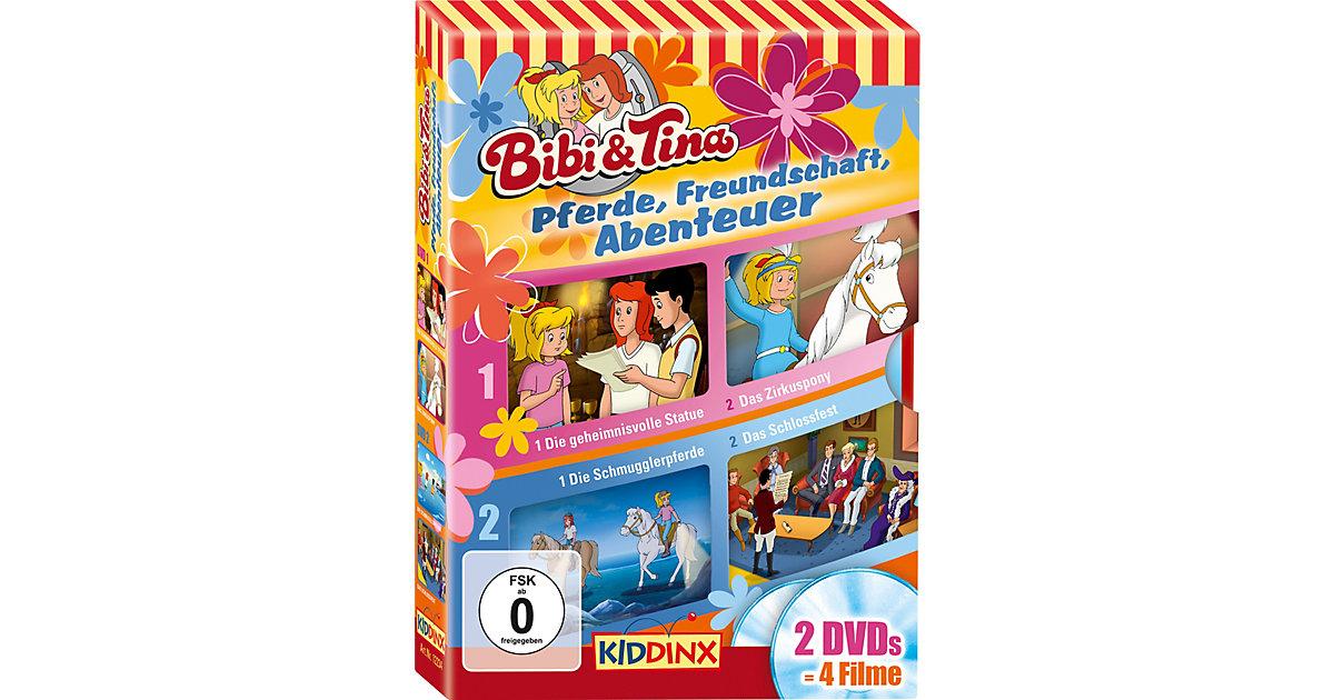 DVD Bibi & Tina Box - Pferde,Freundschaft,Abent...