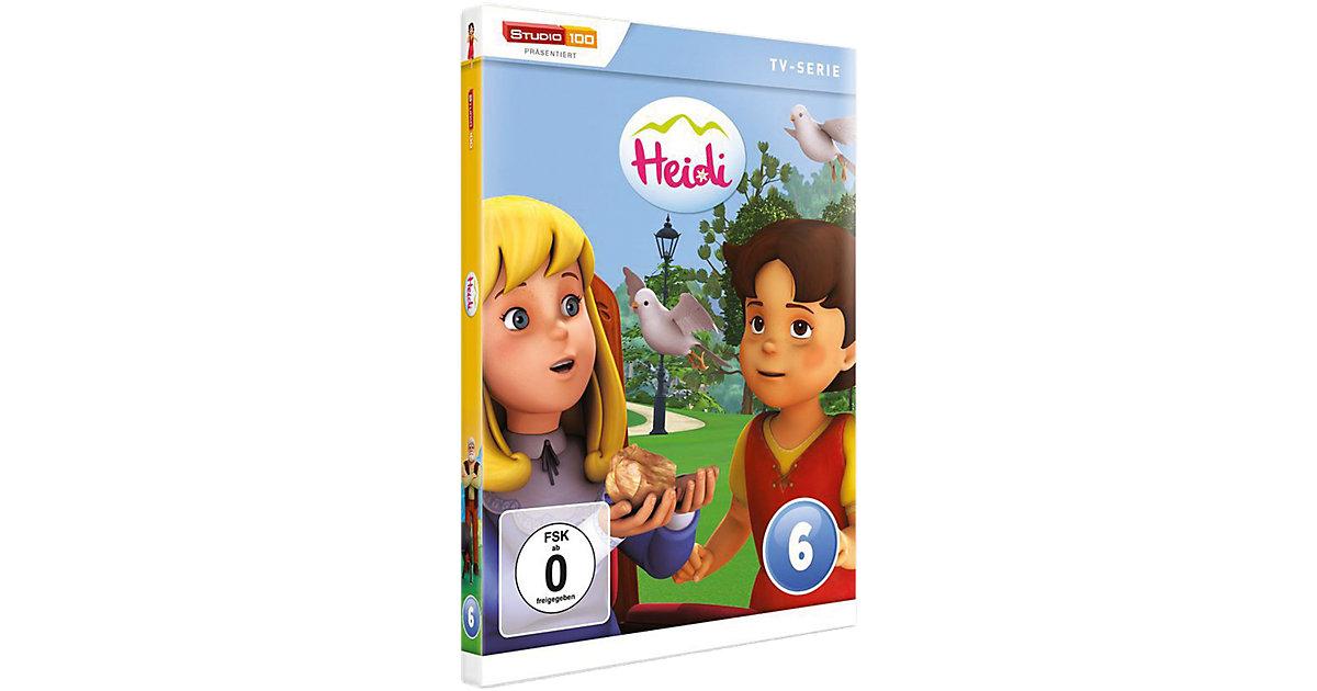 DVD Heidi - TV-Serie DVD 6