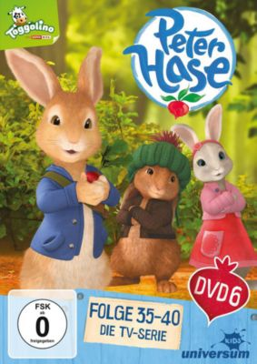 DVD Peter Hase 06 Hörbuch