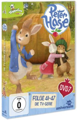 DVD Peter Hase 07 Hörbuch