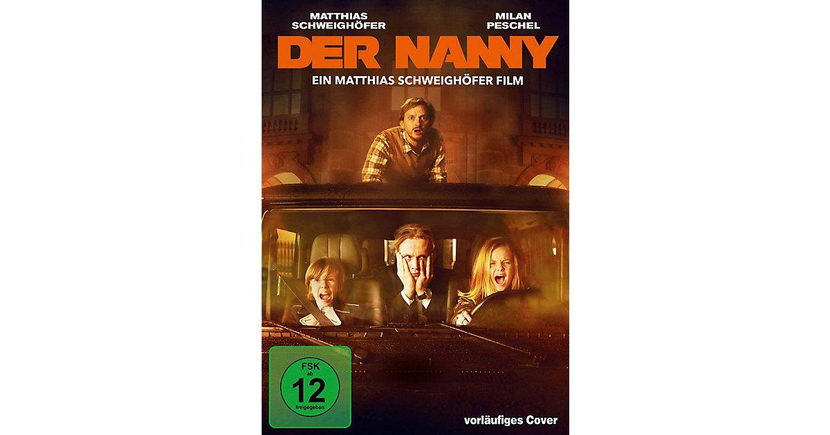 DVD Der Nanny Hörbuch