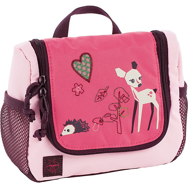 Kulturbeutel 4kids, Mini Washbag, Fawn