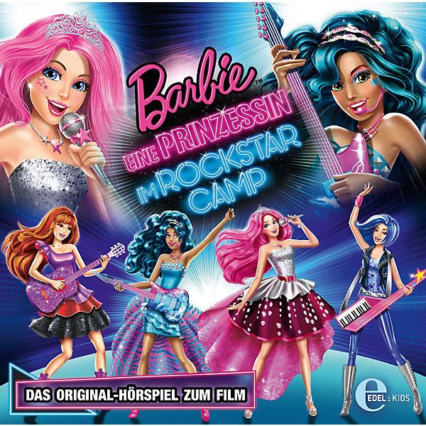 Barbie Und Die Prinzessin Im Rockstar Camp
