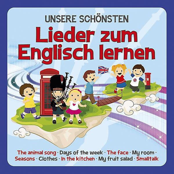 CD Nos plus belles chansons pour apprendre l'anglais