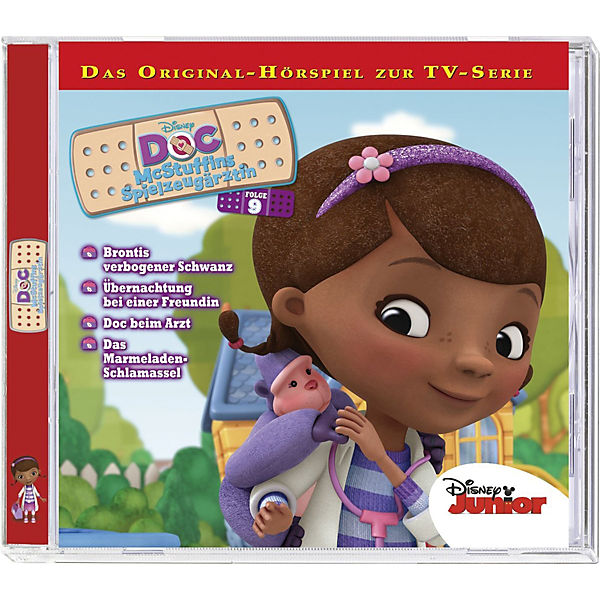 CD Disney Doc McStuffins 09